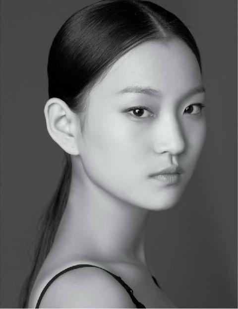 模特 王新宇