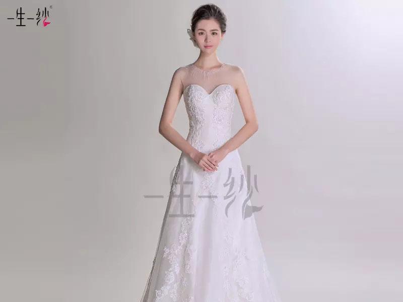 任睿京东爱上超模同款 2015新款大码韩式婚纱 高级定制婚纱 免费试穿送到家 401501240