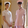 甄选智美TOMOMI个性款式护士装上衣/美容院制服