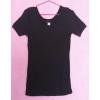 纯色短袖T恤衫