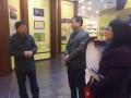 李云生副主任率服博办国内招商部到福建省石狮市服装产业集群考察学习
