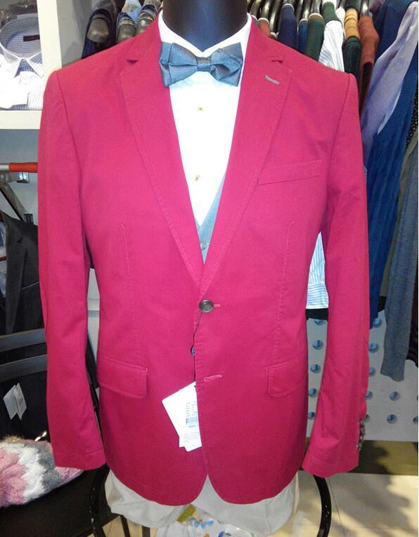 长勇西装厂提供男装成产及出口业务